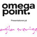 Omegapoints presentationer på Agila Sverige