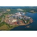 thyssenkrupp installerar hissar i Gruvöns nya pappersbruk, världens modernaste pappersanläggning
