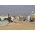 Jordanien: Flyktingar från Syrien får inte den vård de behöver