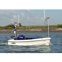 "Yamaha Motor Develops ""BREEZE10"" Unmanned Boat - Autonomous Compact Electric Craft for Dam Lake Bed Sediment Surveying -"