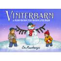 Välkomna till pressträff för boken Vinterbarn - en musiksaga av Per Åhlin, Toni Rhodin och Robin Rhodin