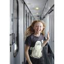 Ella på äventyr, en resa med nattåget till Björkliden tillsammans med familjen.