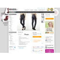 Nordens ledande skobutik på nätet satsar på jeans