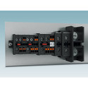 Barrier terminal blocks for direct mounting