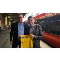 MTR Express startar nytt  samarbete med Svensk Friidrott