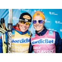 NordicBet ny officiell partner till Visma Ski Classics