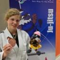 Historisk bronsemedalje til Norge i World Games i jujutsu