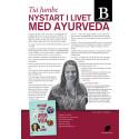 Nystart i livet med ayurveda av Tia Jumbe Bladh by Bladh