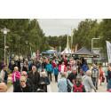 Hela 16 088 personer kom till onsdagens Stora Nolia. Det är bästa dagssiffran i Piteå på minst tolv år.