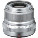 FUJINON XF23mm F2 silver