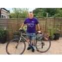 Kingston-upon-Thames stroke survivor set to tackle Thames Bridges Bike Ride