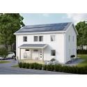 Hej NIBE PV Solcellspaket! Nästa generations flexibla och stilsäkra solpaneler i All Black