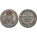 Outstanding Collection of Danish West Indies Coins