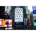 SwedenBIOs nya möte vc2vc visas på Times Square
