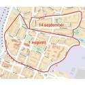 Parkeringsavgift införs på Norr 14 september
