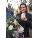 Krämiga, välbalanserade Yoghurtbollar med havtorn vann Matverk Gästrikland 2018