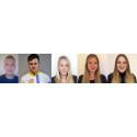 Fyra Ume-studenter i Student-VM i skidorientering