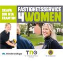 Informationsträff Fastighetsservice4women 23 januari