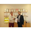Eigenbrodt ingår i nära samarbete med Swedol