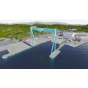 Noregs største pågåande hamneprosjekt?