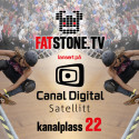 "10 august: Fatstone TV lanserer i Canal Digital Satellitt sin kanalpakke ""Norgespakken"""
