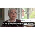 40 % av cancerfall kan förebyggas – måste vi då inte göra det? Hör socialminister Lena Hallengren (S) i debatten
