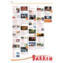 Bakkens eventkalender 2017