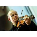 Gävle Symfoniorkester spelar Bachs violinkonsert
