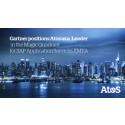 Atos nu positionerad som Gartner Magic Quadrants ledande leverantör för SAP applikationstjänster, EMEA