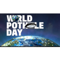 WORLD POTHOLE DAY 25th of MARCH 2015