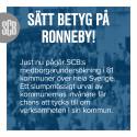 Chans att tycka till om Ronneby i medborgarundersökning