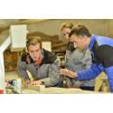 36 000 lärlingsplatser skulle kunna skapas bland de mindre företagen i Sverige