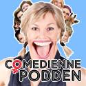 Lena Frisk släpper ny podcast om kvinnliga komiker