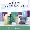 Jollyroom - stolt återförsäljare åt Burn Cancer