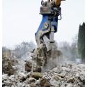 Premiär på MaskinExpo för demoleringsutrustning från Okada