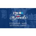 Missa inte Jr. NBA Finals i Stockholm och Göteborg!