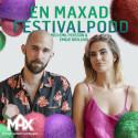 En Maxad Festivalpodd med Emil Persson och Emilie Roslund