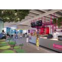 Pontus Frithiof öppnar innovativ restaurang för barnfamiljen på Tekniska museet