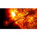 Nu kan solstormarnas hemligheter utforskas på jorden