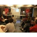 Rekordhögt genomförande på Veidekkes VDC-certifiering