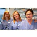 Norrtälje sjukhus slänger ett ton mindre läkemedel