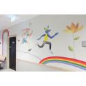 Pressinbjudan: Konstnärlig gestaltning invigs på Sanda grund- och gymnasiesärskola