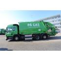 Scania Opticruise nu også til 9-liters gasmotorer