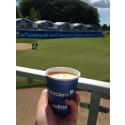 Italienskt kaffe till golfeliten