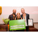 Venture Cup vinnarna ska rädda världens förorenade sjöar