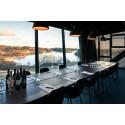 Nu blir takskulpturen på The Winery Hotel ett exklusivt mötesrum