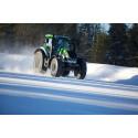 Ny verdensrekord med traktor