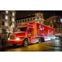 Coca-Colan joulurekka saapuu vihdoin Suomeen - näissä kaupungeissa Joulurekka vierailee