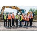 Construction starts for National College for High Speed Rail