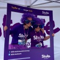 Jersey runners race to fundraising success for the Stroke Association